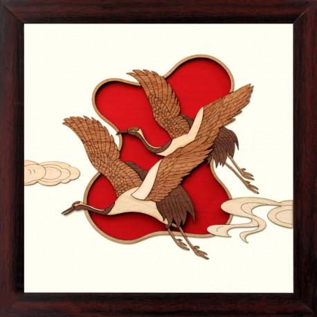 Saras Bird 10 x 10