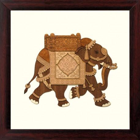 Elephant 10 x 10