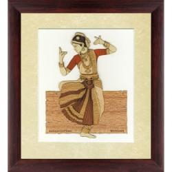 Bharatnatyam 9 x 10