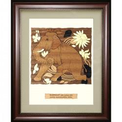 Ajanta Elephant 13 x 16