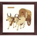 Bullock Cart 9 x 10