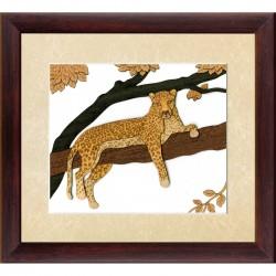 Leopard Bibatya 9 x 10