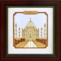 Taj Mahal 8 x 8