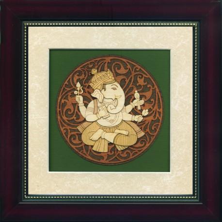 Pothi Ganesh 8 x 8