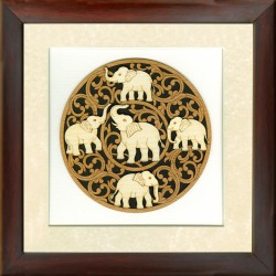 Five Elephants 10 x 10
